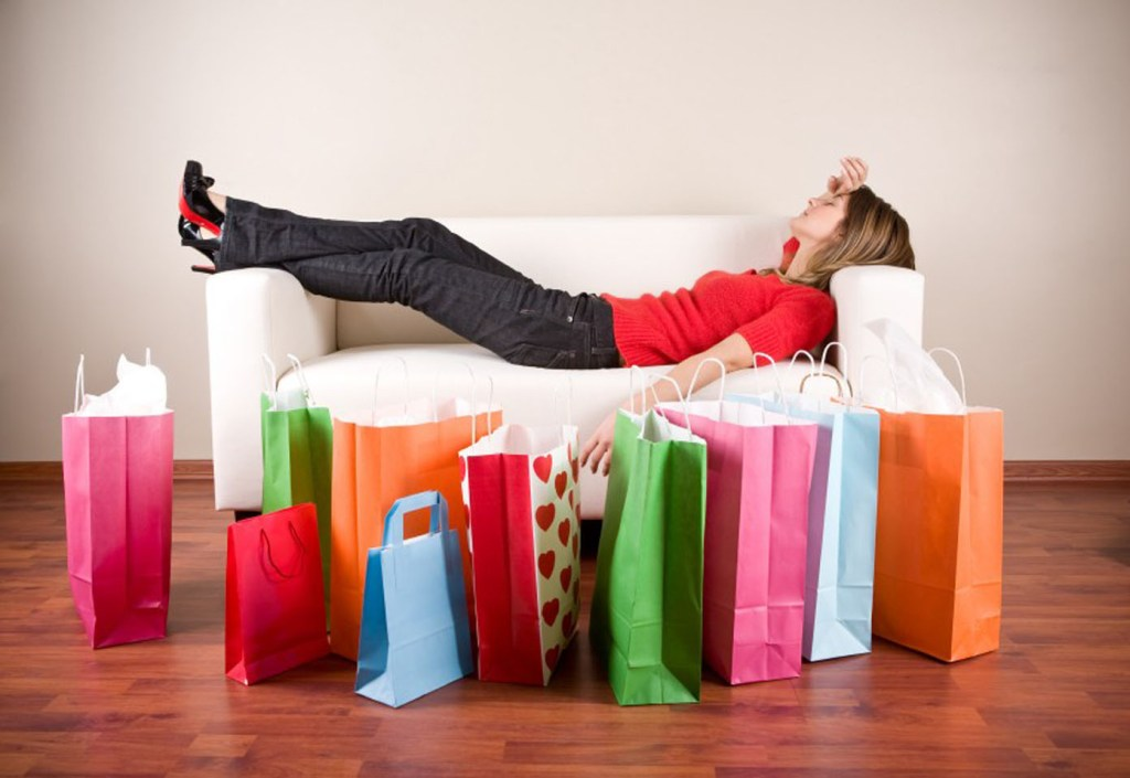 Bing Shopping image 6: shopping addiction