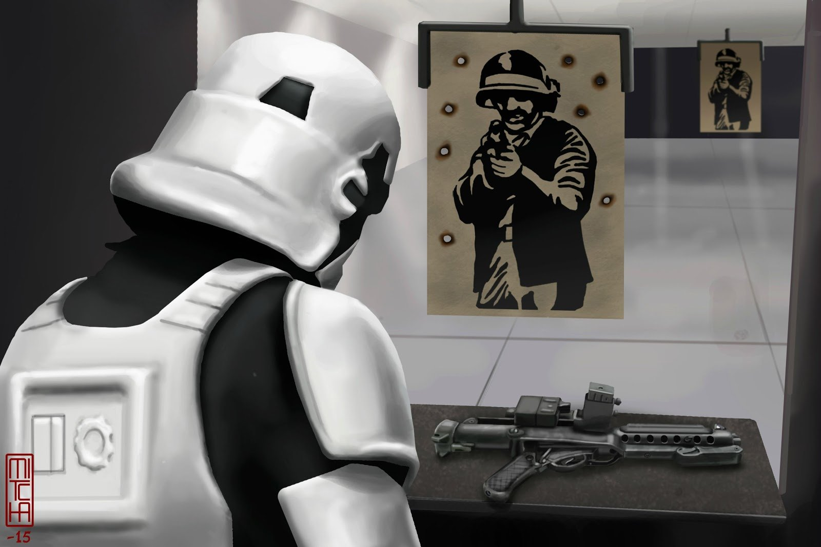 Grow with Digital Marketing stormtrooper