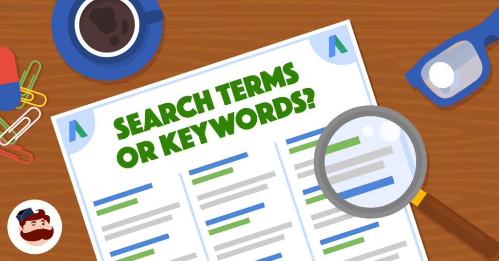 dynamic search ads adespresso search terms or keywords