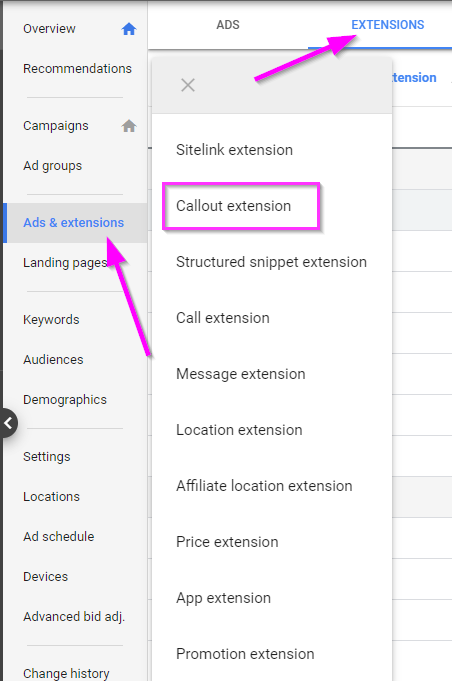 blog post image google callout extensions img2 1