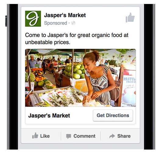 facebook ad type local awareness 2