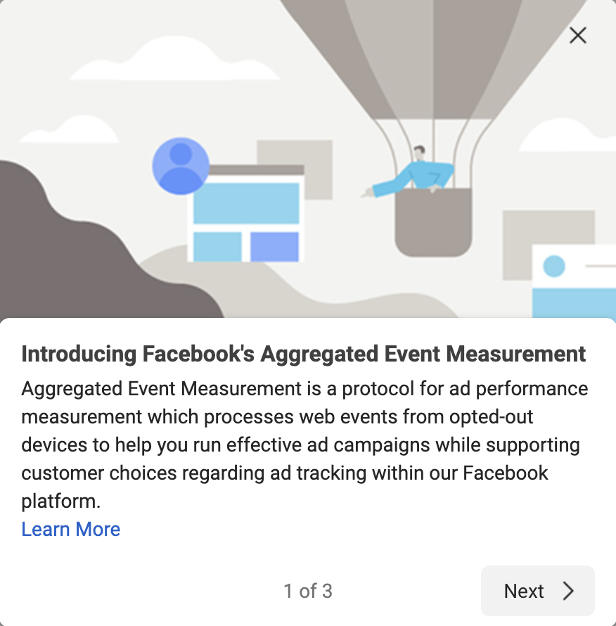 Measure ad performance from opted-out devices