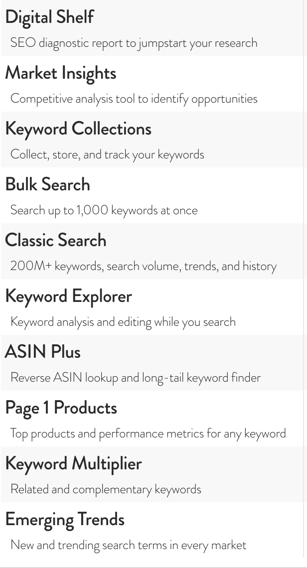 Ten powerful keyword mining tools