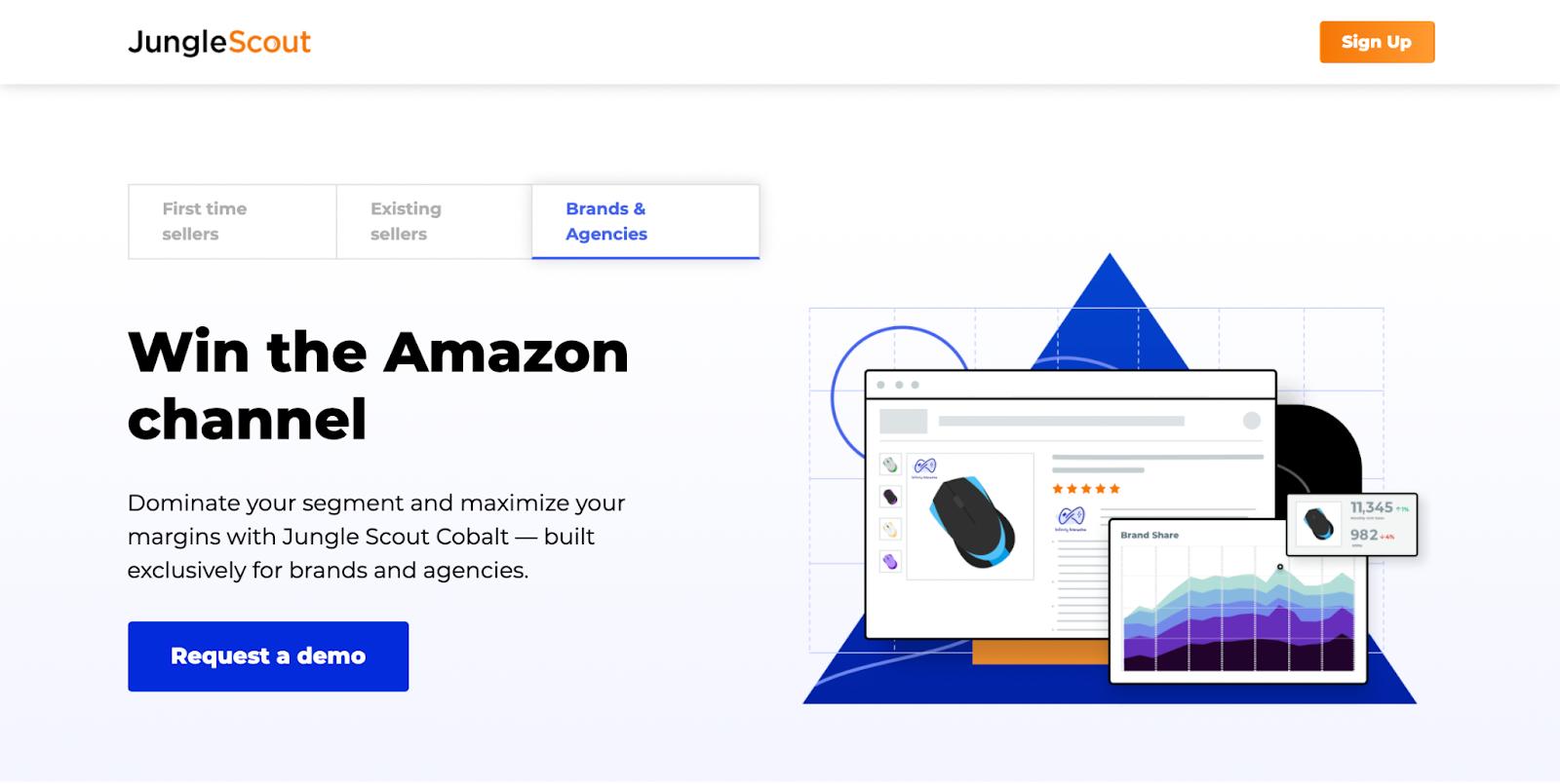 JungleScout for Brands & Agencies