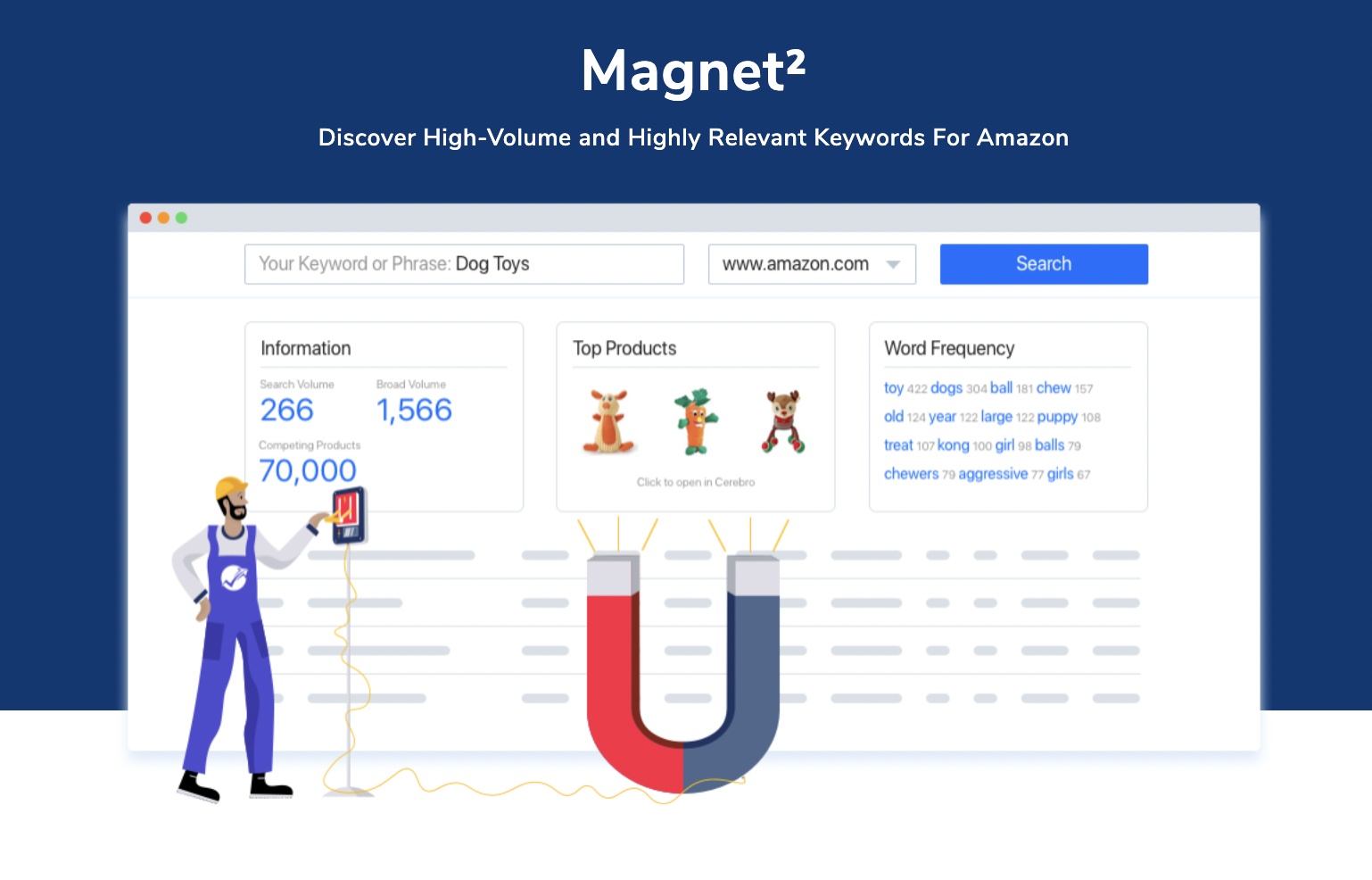 Magnet by Helium 10