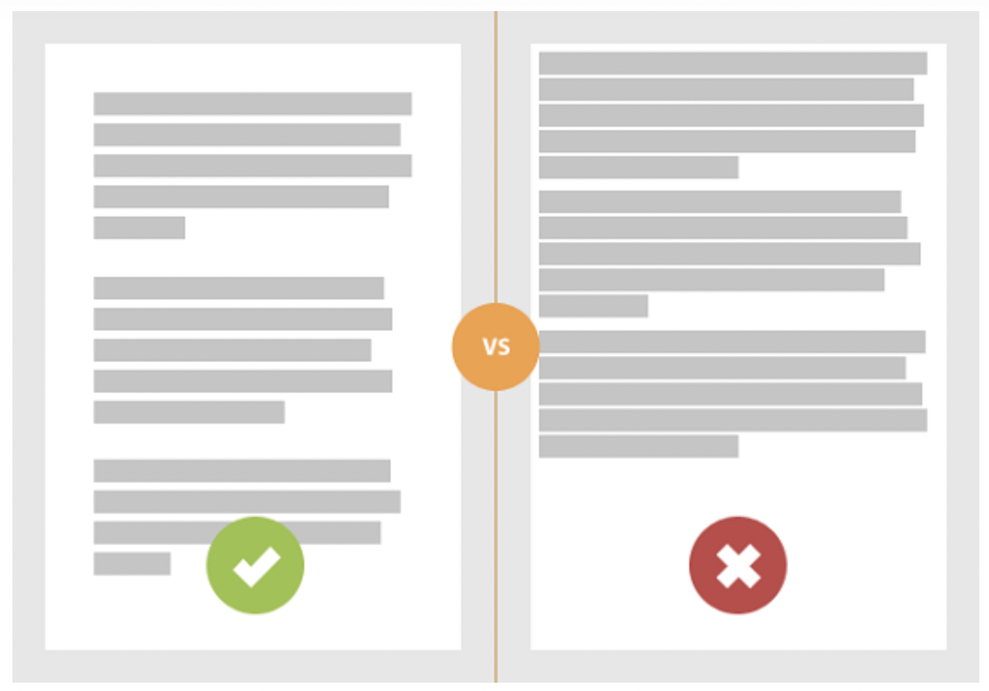 A pleasing line height (the space between lines) makes for a better user experience – source