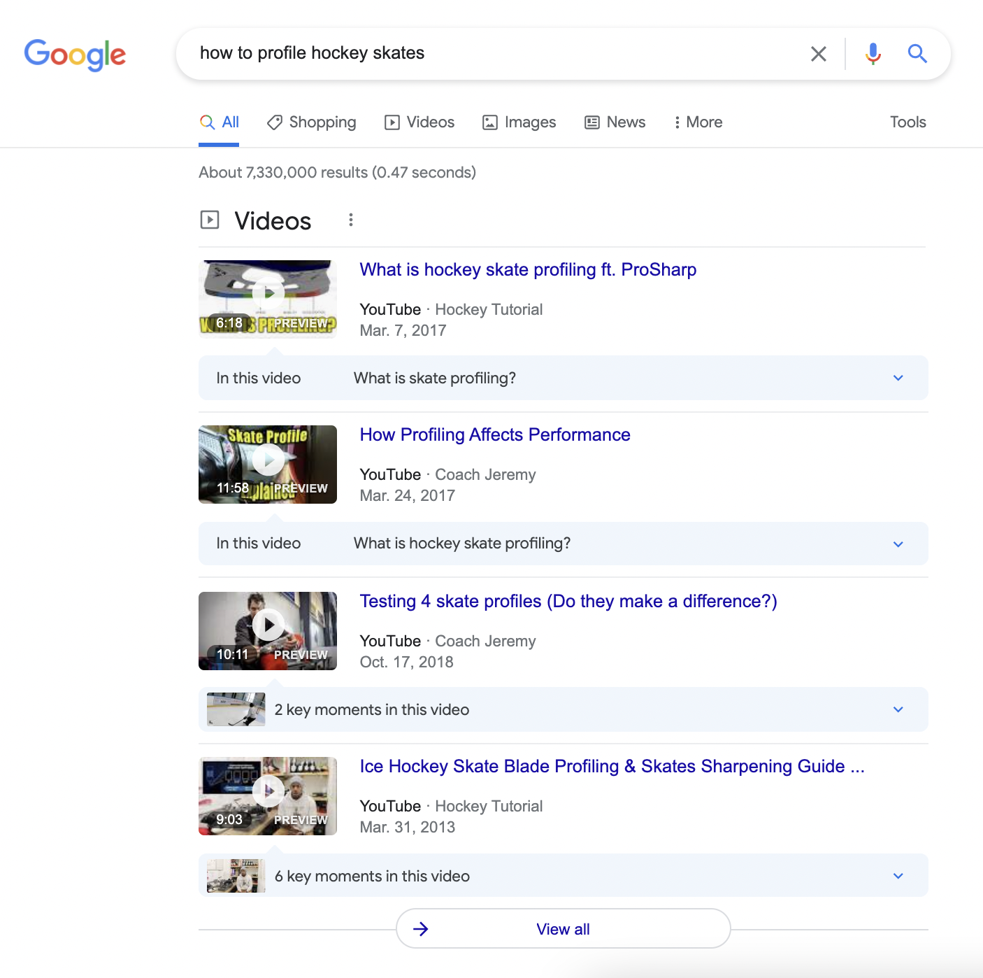 Google display video guides