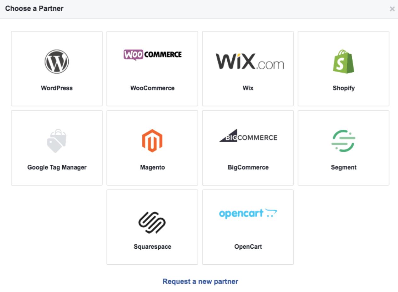 Integrations for Facebook Pixel